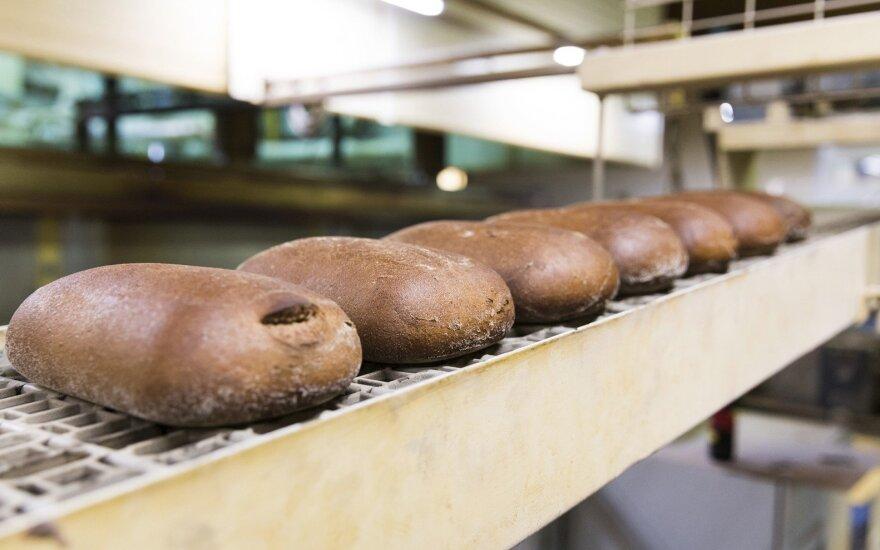 Lietuvos duonos rinka toliau traukiasi