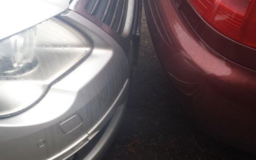 Sostinės gyventojos laiškas savanaudžiui vairuotojui: nemoki vairuoti – nevairuok