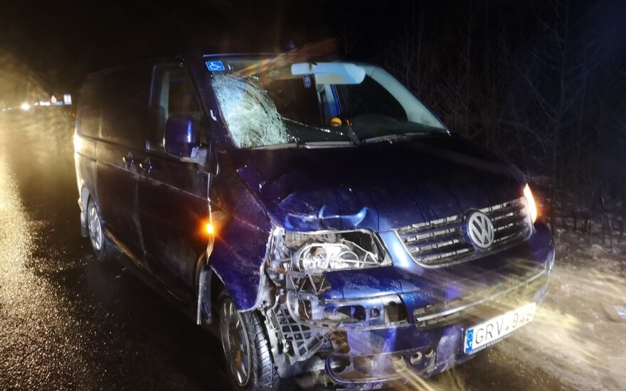 Policija ieško tragiško eismo įvykio liudininkų