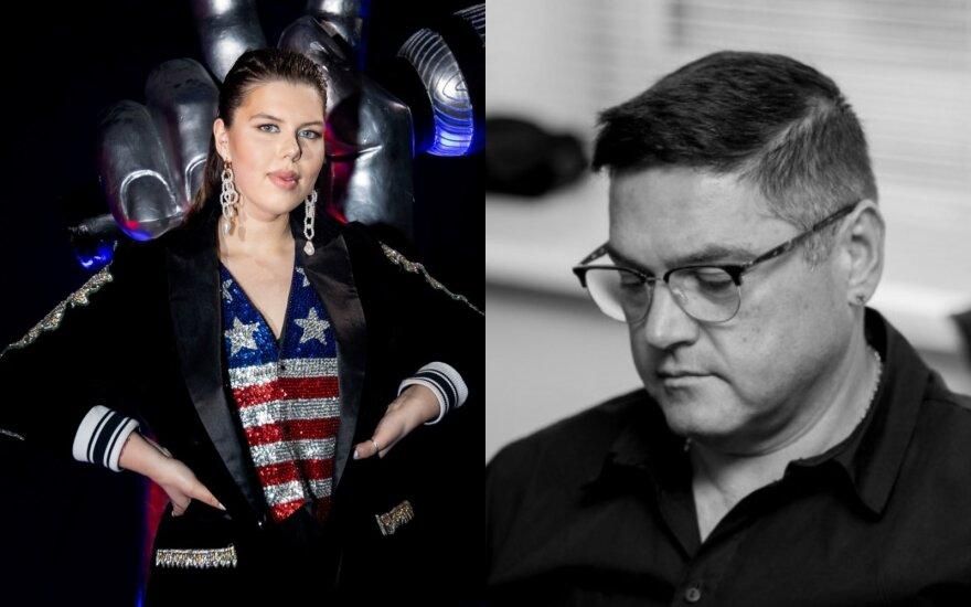 Evita ir Vitalijus Cololo / Foto: Aleksandr Leonov, Delfi