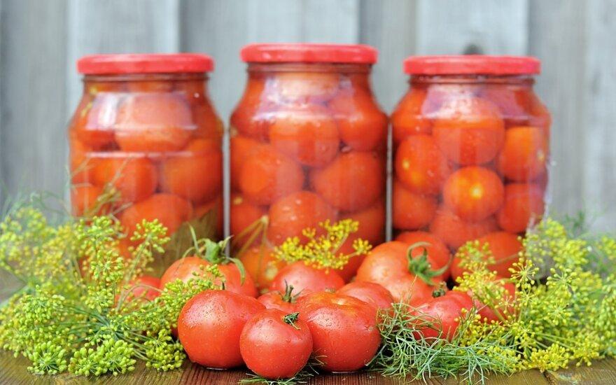 Gydytoja dietologė: netiesa, kad konservuotose daržovėse nėra vitaminų
