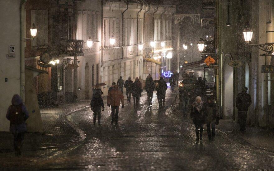 Savaitės orai: pirmadienį gresia rekordas, vėliau bus blogiau