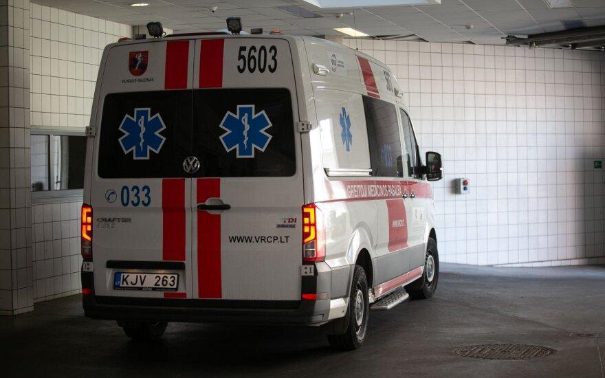 Ukmergės meras: dėl medikui diagnozuoto koronaviruso uždaroma dalis ligoninės skyrių