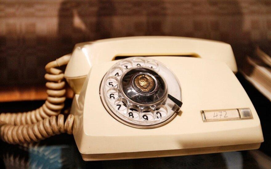 Laidinio ryšio telefonams gresia išnykimas?
