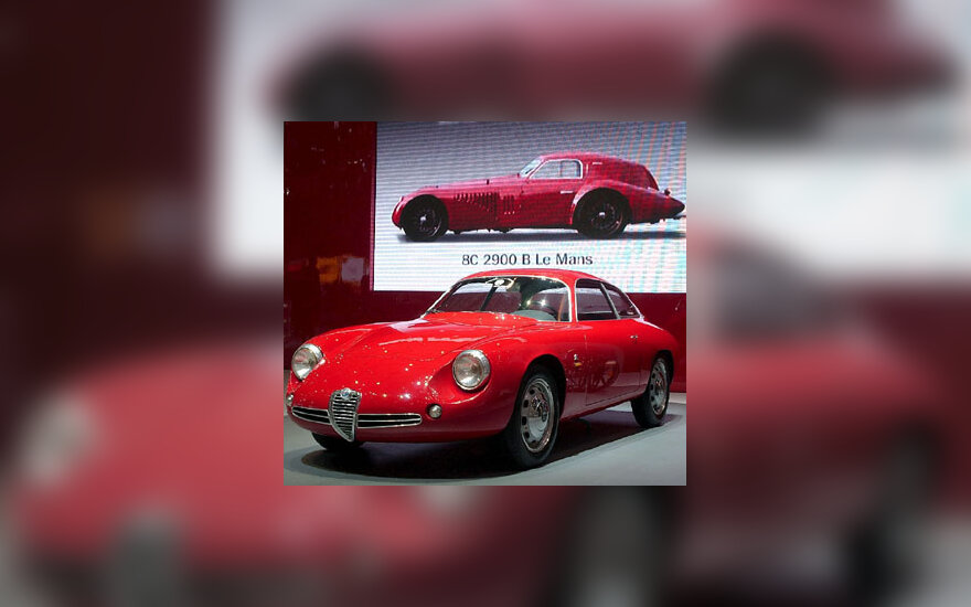 """Alfa Romeo Giulietta Zagato"""