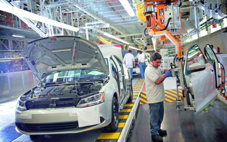 Automobilių gamyba, Volkswagen