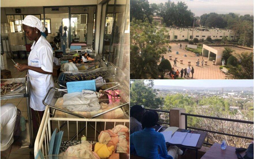 Bamako ligoninė ir universitetas
