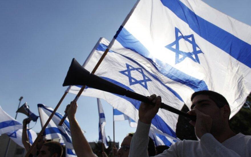 Izraelyje priimtas prieštaringai vertinamas žydų nacionalinės valstybės įstatymas