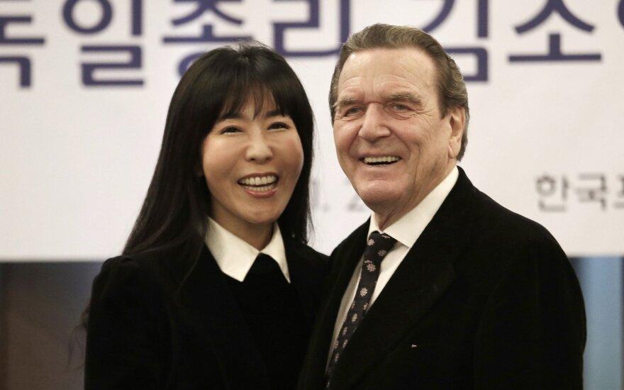 Gerhardas Schroederis, Kim So Yeon