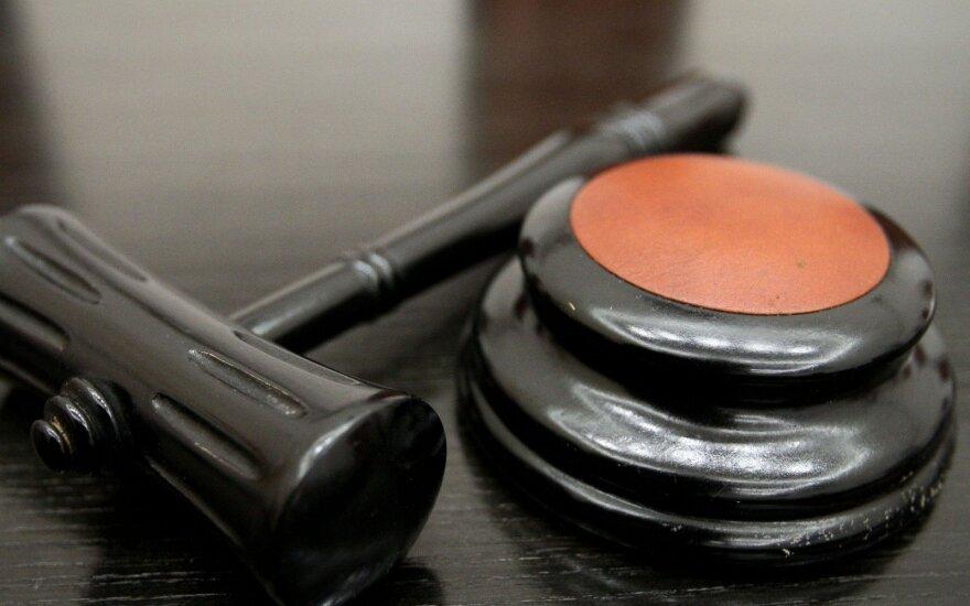 KT: bankrutuojant žmogui, negali būti nurašyta nusikaltimu padaryta žala
