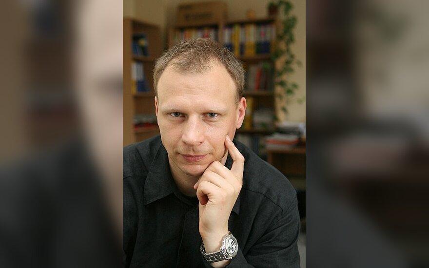 R.Juozapavičius. Pokyčių žmonės