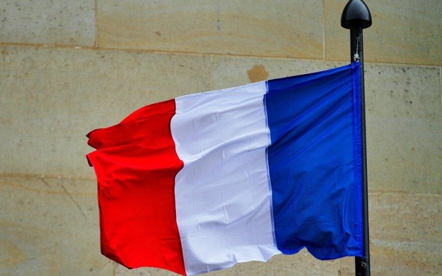 Prancūzija nenori Ukrainos ES sudėtyje