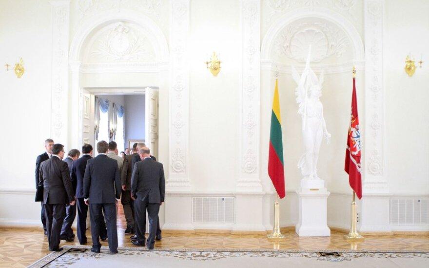 Ministrų kabinetas