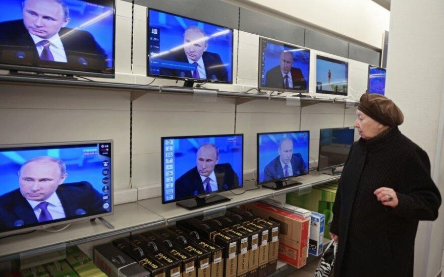 Lithuanian parliament backs president's anti-propaganda bill