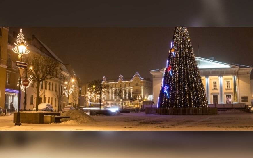 Britain's The Telegraph recommends Vilnius Christmas market