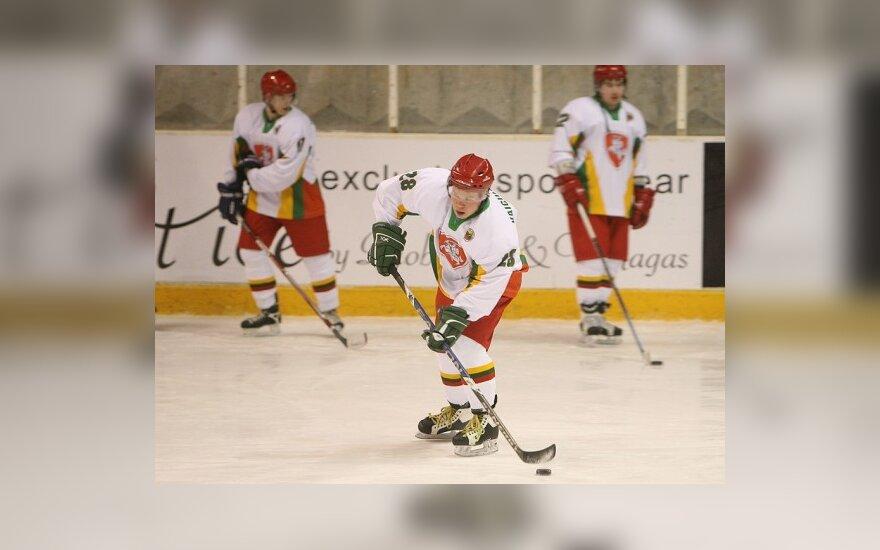 Darius Vaiciukevičius (Lietuva)