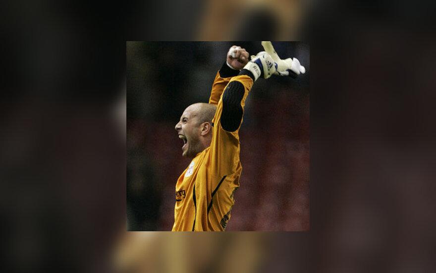 """Pepe Reina (""""Liverpool"""")"""