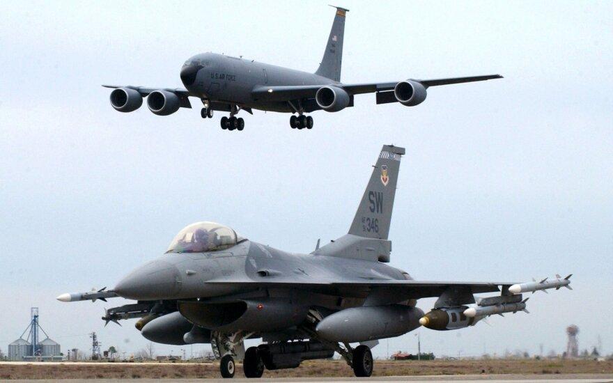 JAV atsargos generolas: reikia skubiai perkelti ginkluotę iš Turkijos