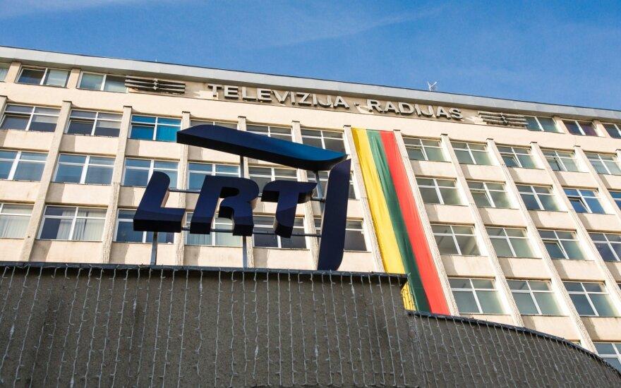 Siaurusevičiaus vadovautos LRT pirkiniai milijonais pildė vienos bendrovės kišenę