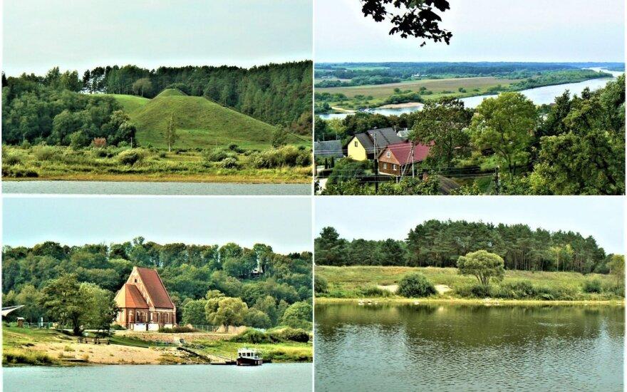 Nemuno keliu - po pakaunės kraštą: žavūs miesteliai ir nepakartojamas gamtos grožis