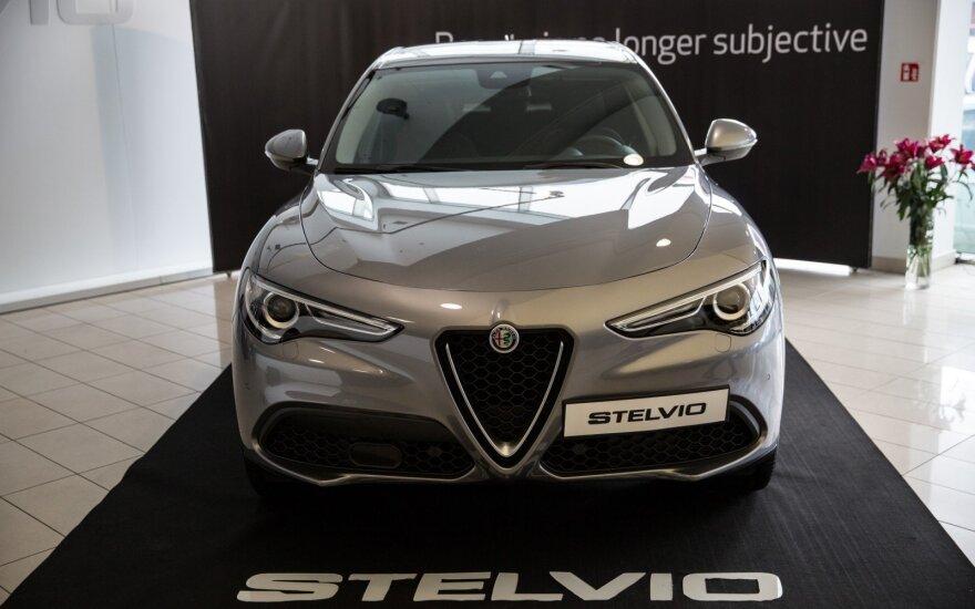 """""""Alfa Romeo Stelvio"""""""