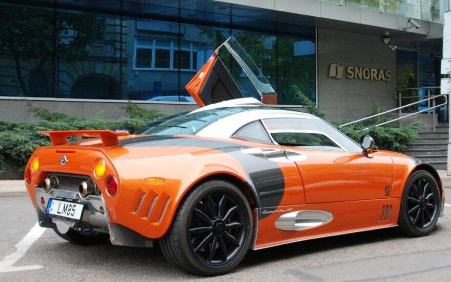 """""""Spyker C8 Laviolette LM85"""""""