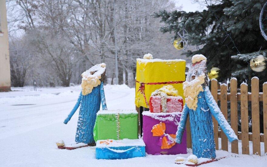 Kalėdos Veisiejuose