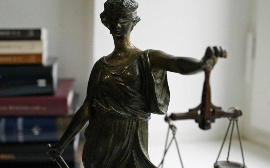 Kiek kainuoja teismas?