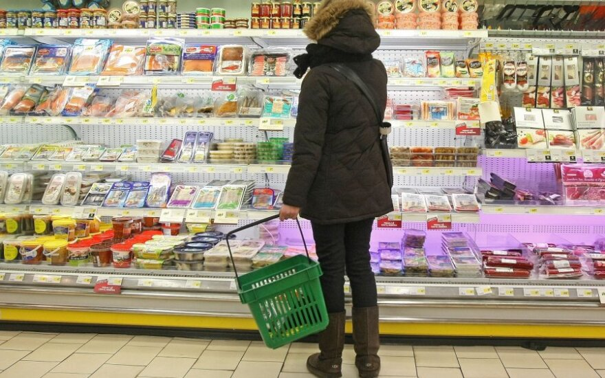 Genetiškai modifikuoti maisto produktai Lietuvos parduotuvių lentynose