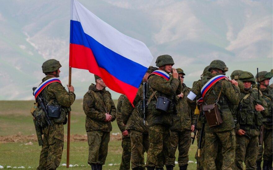 Rusijos kariai Tadžikistane