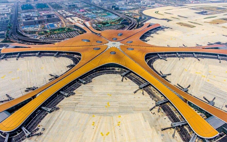 Naujasis Kinijos oro uostas