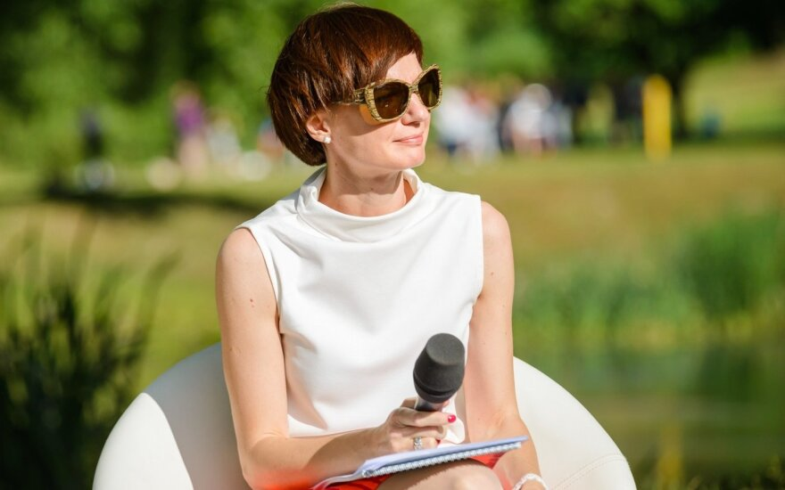 Monika Garbačiauskaitė-Budrienė, FOTO: E. Genys