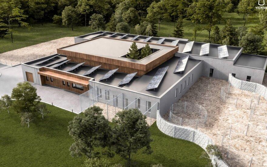 Vilniaus gyvūnų globos namų projektas