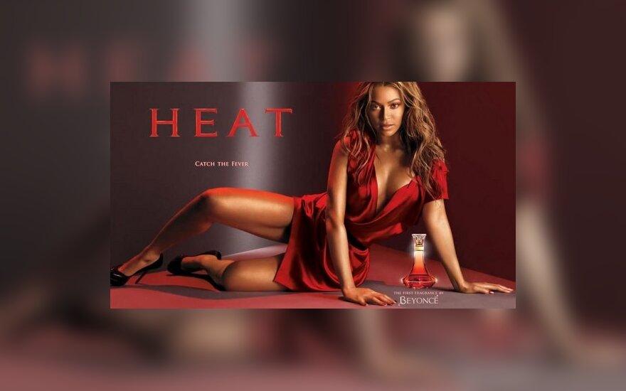 Beyonce kvepalų reklamoje