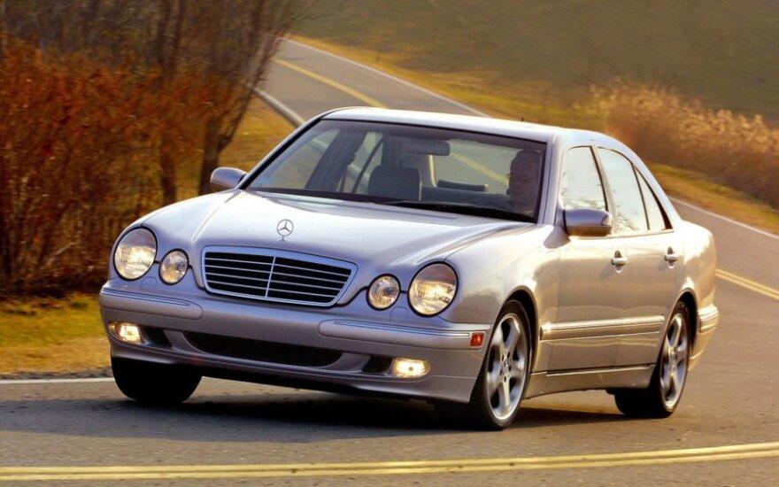 Mercedes-Benz E-klasė (2003 m.)