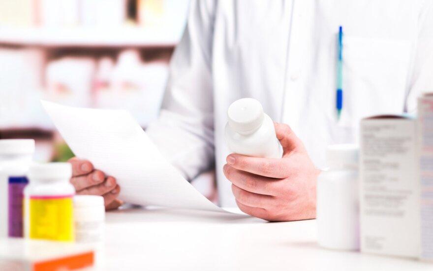Seime – paskutinis balsavimas dėl valstybinių vaistinių