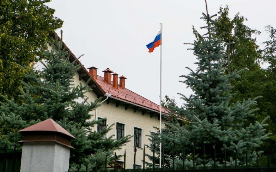 Lietuvoje esantys rusai balsuos prezidento rinkimuose