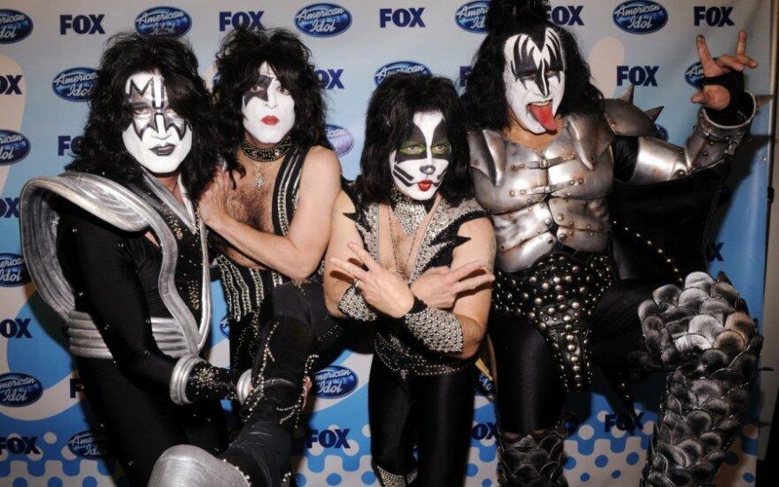 """Grupė """"Kiss"""""""