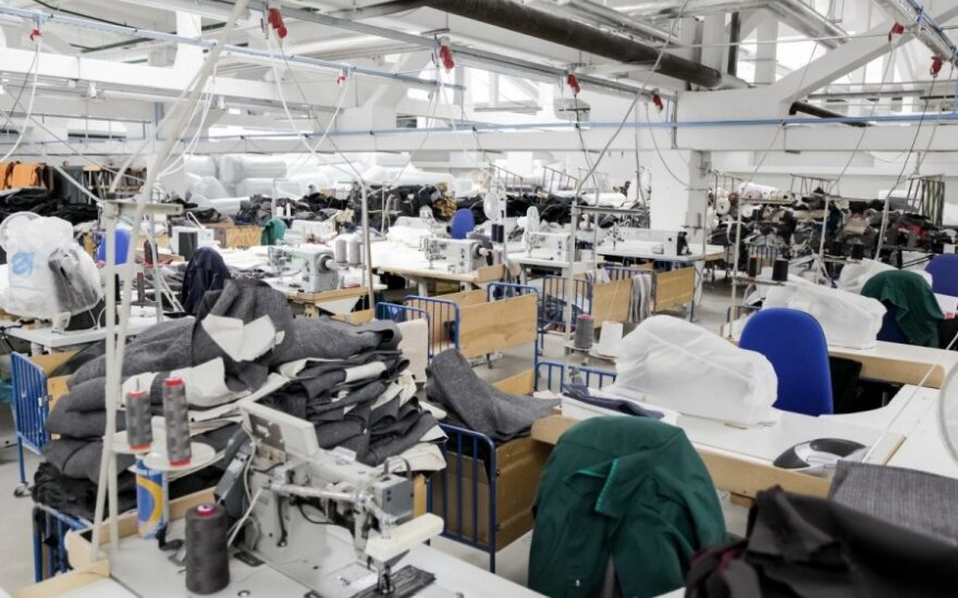 Baldų fabrikas Balticsofa