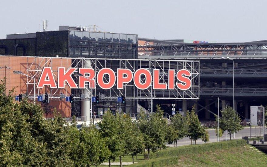 """LAT: Marcinkevičius neteisėtai stabdė """"Akropolių"""" sandorį"""