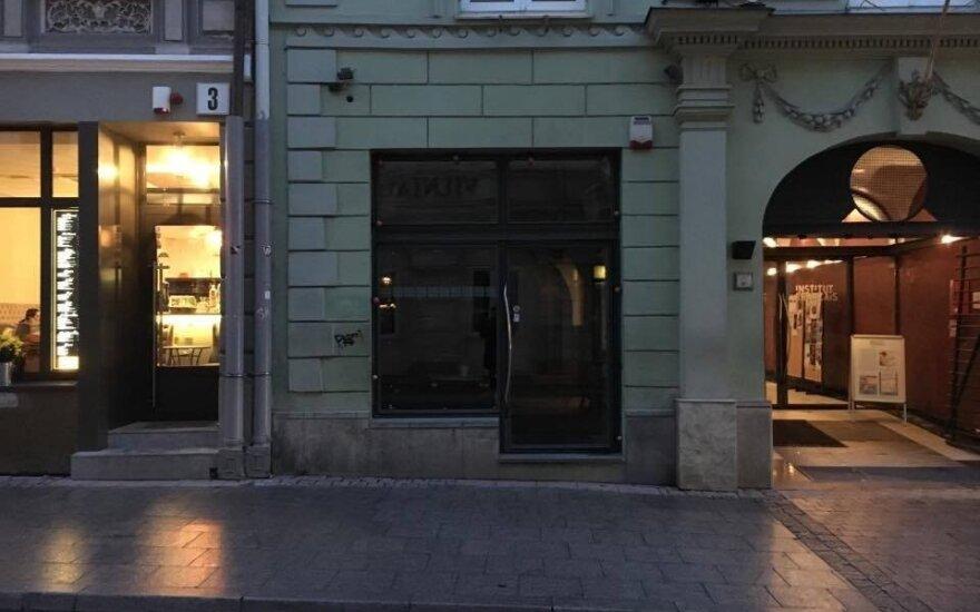 """""""Cafe de Paris"""" užsidarė"""