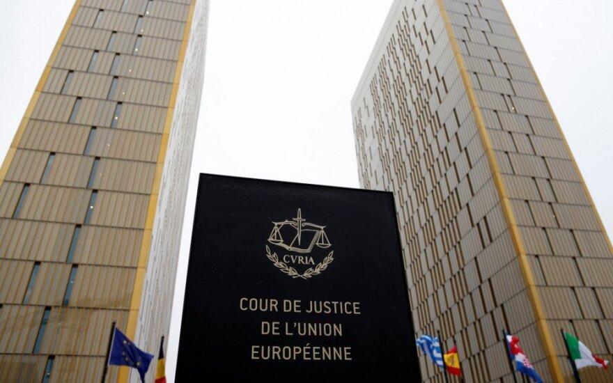 Europos teisingumo teismas Liuksemburge