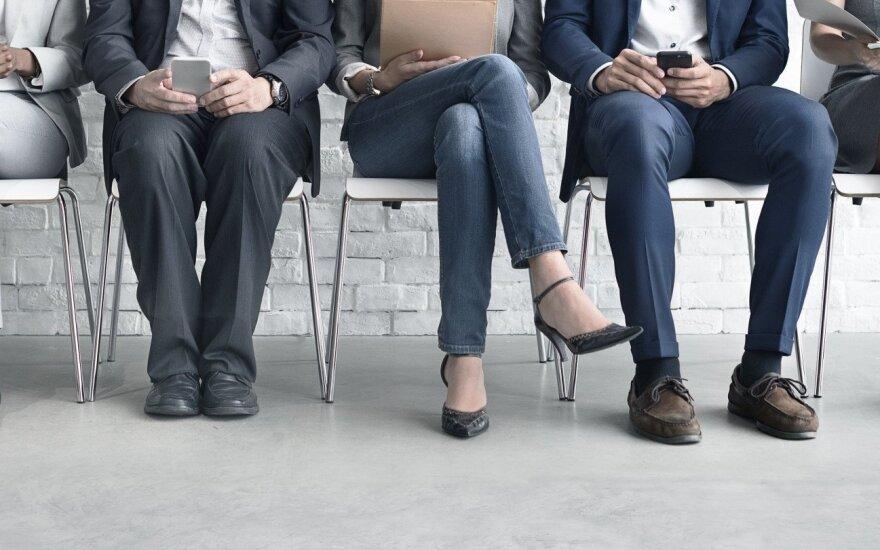 Ar darbo rinka Lietuvoje draugiška užsieniečiams?