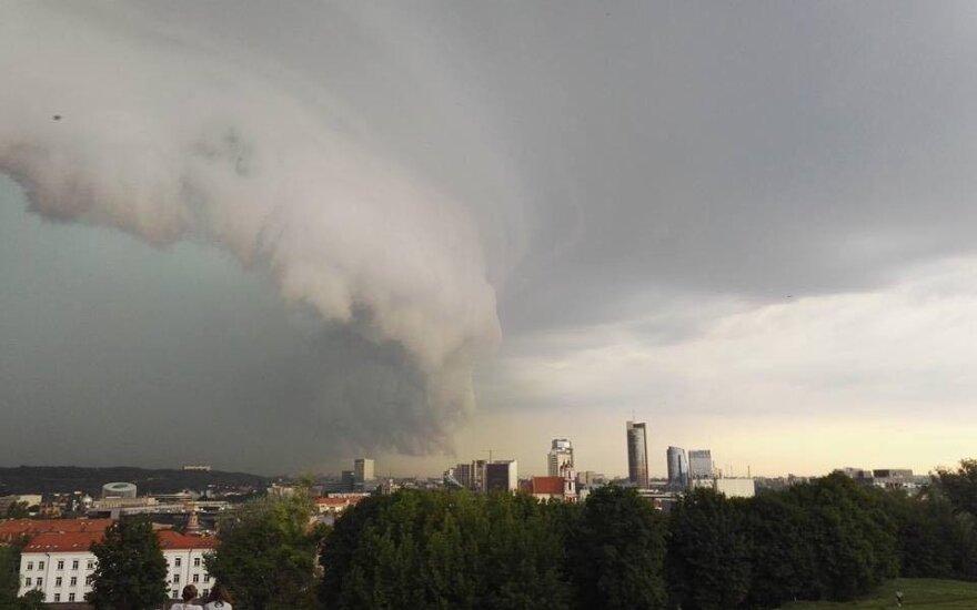 Audra Vilniuje