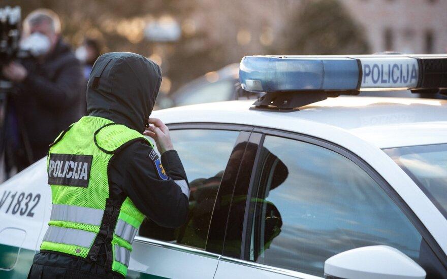 Kaune nuo pareigų nušalinta policininkė: įtariama, kad duomenis apie žmonių privatų gyvenimą perduodavo pašaliniams