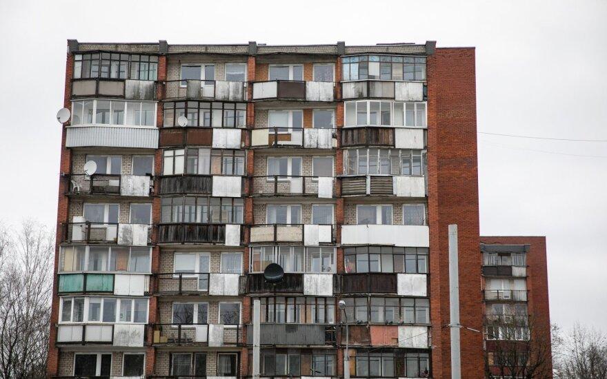 Kai jūsų sąskaitoje – 20 tūkst. eurų: kokį būstą sostinėje galima įsigyti už tokią sumą?