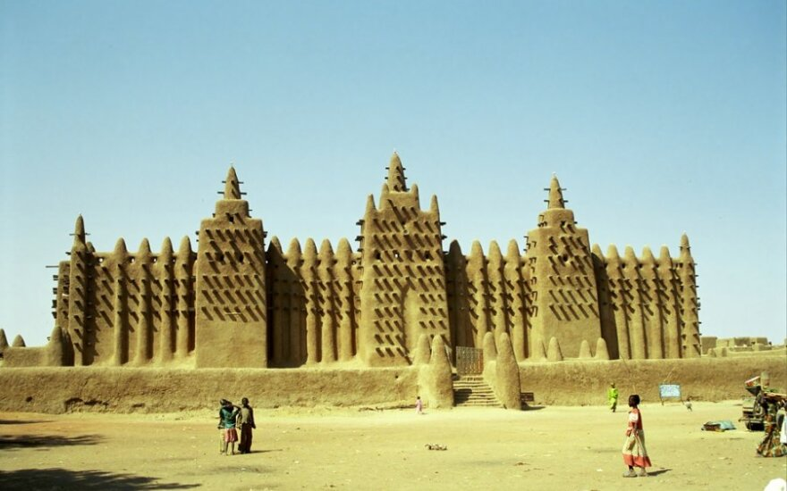 Malis, Timbuktu