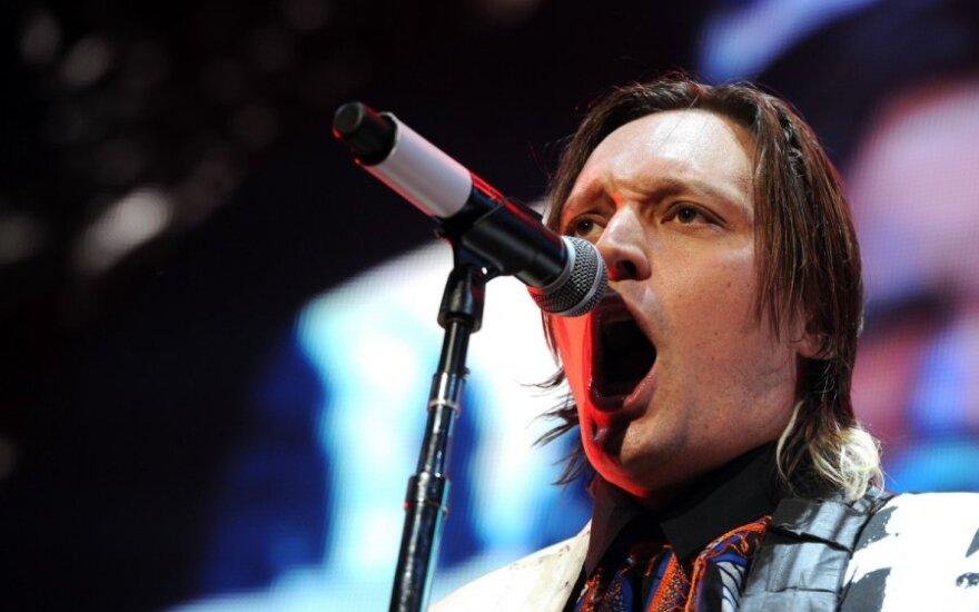 """Albumo apžvalga. Arcade Fire """"Reflektor"""""""