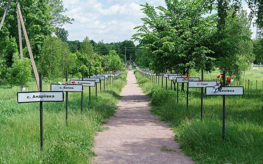 Ekskursija Černobylyje