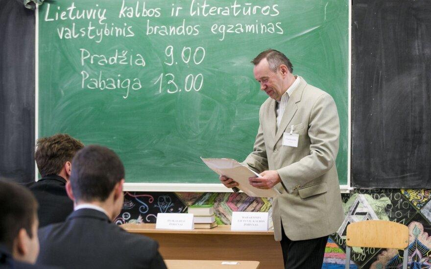 Kiek eurų per mėnesį ir už kokį darbą gauna Lietuvos mokytojai